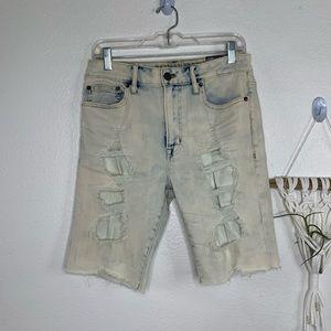 ✨ 5/21 HP! American Eagle | Slim Flex Jean Shorts